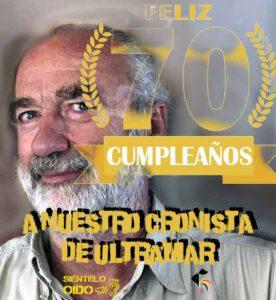 FELIZ 70 CUMPLEAÑOS CARLOS