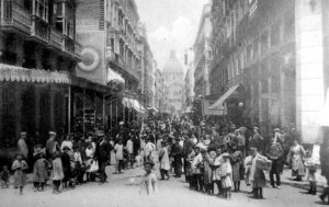 1910 - Calle Alfonso I
