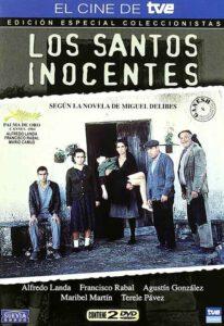 Cartel peli Los Santos Inocentes