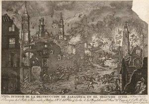 1809-Segundo asedio