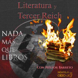 CARTEL NMQL- Literatura y Tercer Reich-CUADRADO2