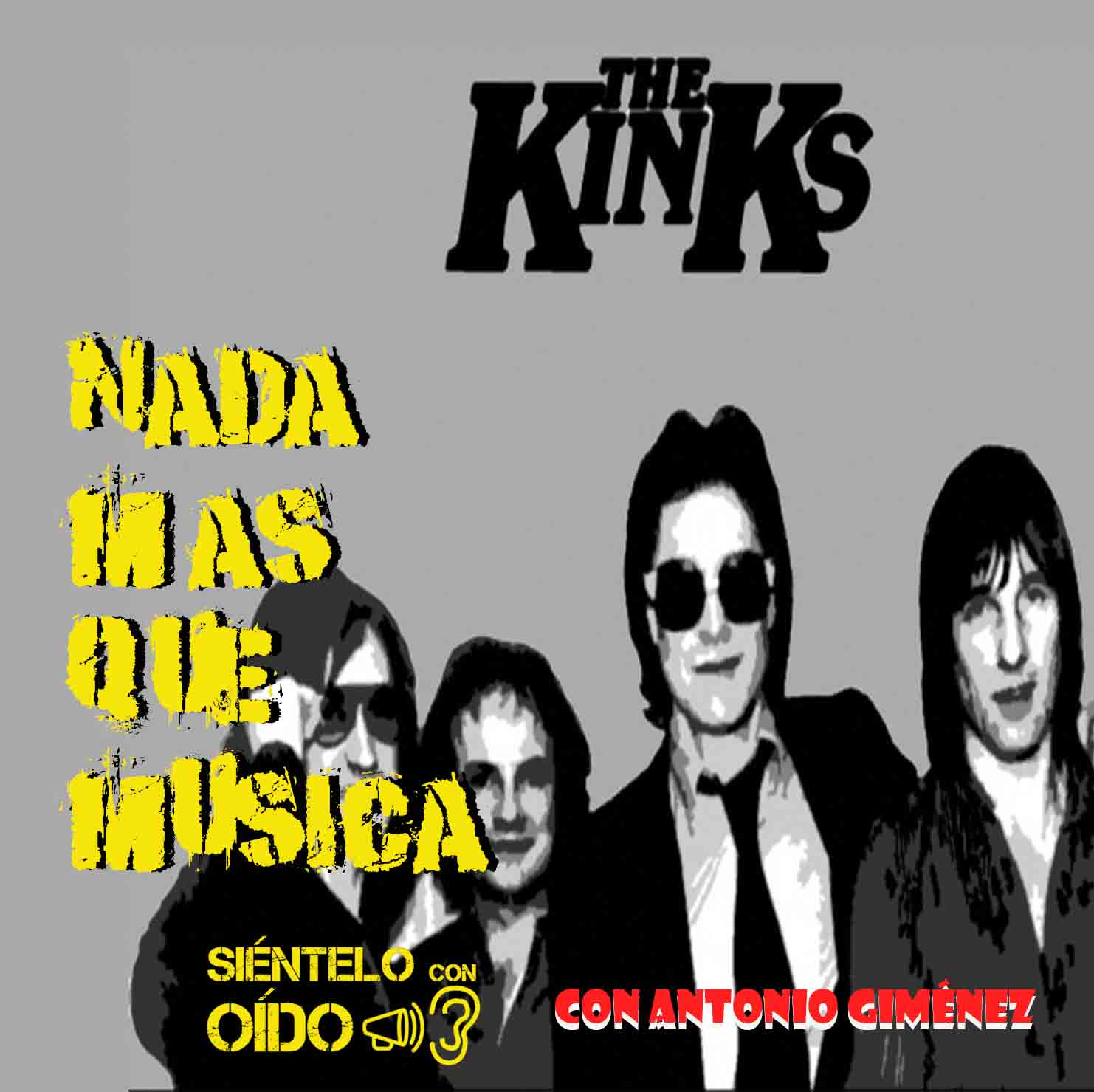 CARTEL NMQM-The Kinks