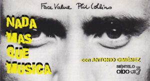 CARTEL NMQM-Phil Collins