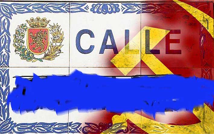 CARTEL ZTH - Callejero comunista2