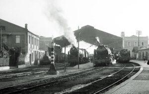 1964-Estación del Norte - Zaragoza