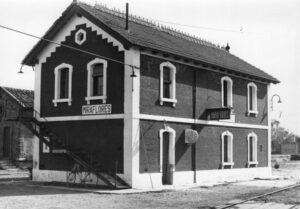1970 Estación de Miraflores