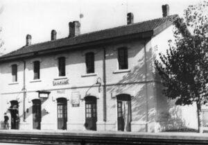1970-Estación de la Almozara