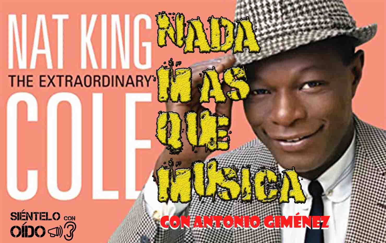 CARTEL NMQM-Nat King Cole