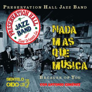 CARTEL NMQM-Preservation Hall Jazz Band