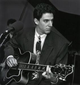 John-Pizzarelli-circa-1991-with-Benedetto-7-string
