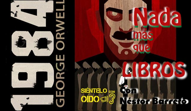 cartel NMQL - Orwell - 1984
