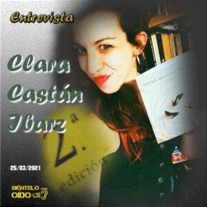CARTEL CLARA CASTAN-cuadro