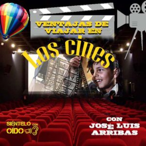 CARTEL VDVEC - Cine y cines-CUADRO
