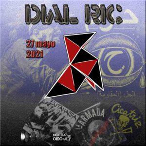 CARTEL DIAL RIC-8- cuadro