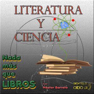 CARTEL Literatura y ciencia-cuadro