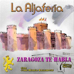 CARTEL ZTH La Aljafería- cuadrado