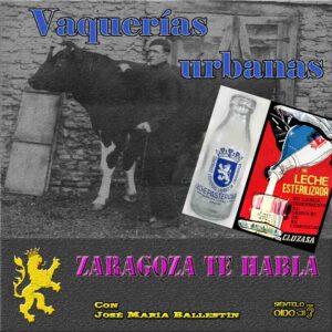 Cartel ZTH-Vaquerías urbanas-cuadro
