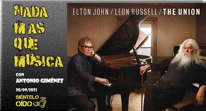 CARTEL NMQM-Elthon John-Leon Russell