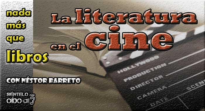 CARTEL NMQL - Literatura y cine-wp